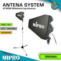MIPRO AT90W Wideband Antena Sirip Hiu Wireless Microphone Mic Antenna