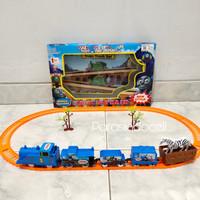 Mainan Kereta Api Thomas Friend - Kereta Elektrik Edukatif