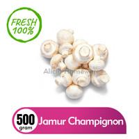 Jamur Champignon / Jamur Kancing Fresh (Khusus Area Jabodetabek)