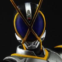 DXF Dual Solid Banpresto Kamen Masked Rider Kaixa from Faiz series