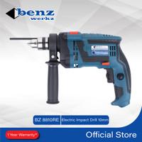 Mesin Bor Tembok Beton 10mm 550Watt / Impact Drill by BENZ WERKZ