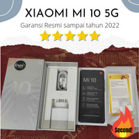 Xiaomi Mi 10 5G 8/256GB Fullset