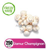 Jamur Champignon /Jamur Kancing Fresh 250gr
