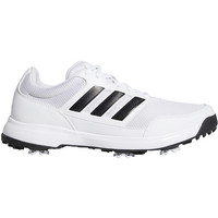 Sepatu Golf Adidas TECH RESPONSE 2.0 GOLF WIDE Spike White Original