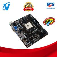 Motherboard ECS A320AM4-M3 AMD Socket AM4