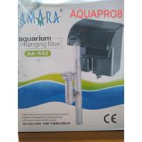 Hang On Filter Aquarium Filter Gantung Amara 502 AA 502 Original