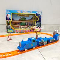 Mainan Kereta Thomas - Kereta Elektrik Edukatif Lucu