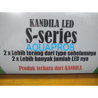 Promo Lampu Aquarium Kandila LED S 300 Kandila LED S300