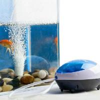 pompa udara aquarium 1.5w