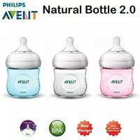 Dot / Botol susu Philips Avent Natural 125 ml