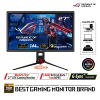 ASUS ROG Strix XG27UQ 27 Inch Monitor - 4K IPS 144Hz 1ms HDR 400
