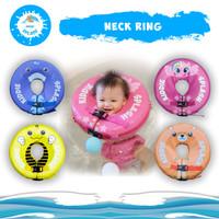 Neck Ring Bayi   Ban Leher Bayi   Pelampung Leher Bayi KIDDIE SPLASH