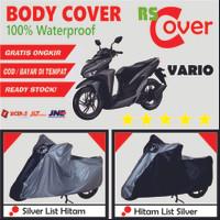 Body Cover VARIO 110/125/150 Waterproof Sarung Tutup Motor Honda Matic