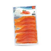 Cold Smoked Salmon / Prosperity Salmon / Ikan Salmon Asap 150gr