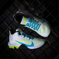 Sepatu Basket Nike Renew Elevate – White/Lt Blue Fury.Black