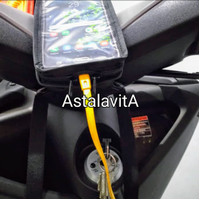 Tas GPS motor/Holder GPS/Tempat hp gps