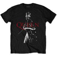 QUEEN Freddie Crown Kaos Band Progressive Pop Hard Rock Official UK