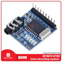 MT8870 DTMF Voice Audio Decoding module
