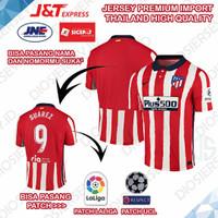 Jersey Bola Atletico Madrid Home 2020 2021 Terbaru