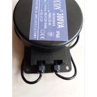 Trafo 300 Watt Water Proof Kolam Renang