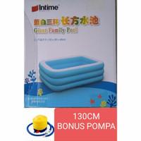 Kolam Renang Anak Dewasa 1meter s/d 1.5meter 100cm Bestway Intime - 110*90*46CM PMP