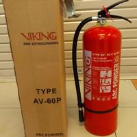 apar 6 kg tabung pemadam kebakaran viking powder