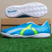 Sepatu Futsal Ortuseight Horizon IN - Pale Cyan - 38