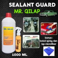 Sealant Guard 1 Liter Coating Wax Poles Body Velg Mobil Motor + Bonus