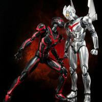 Ori Ultra Act Dark Zagi Bandai / Barter Shf Ultraman Tregear Zero