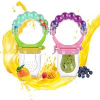 Baby Fruit Feeder RATTLE Teether / Dot buah bayi dengan kerincingan - Small