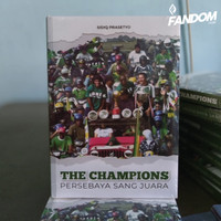 The Champions Persebaya Sang Juara