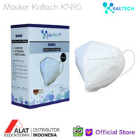Kaltech KN95 Surgical Face Masks 4 Ply (Sekali Pakai)