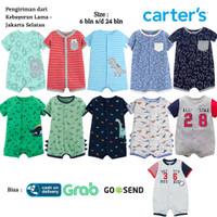 CARTERS Baju Romper Bayi Laki Laki 2 - Romper Anak Bayi Perempuan