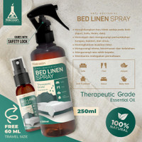 Racoon Bed Linen Spray 250ml Anti Bakteri & Tungau Essential Oil