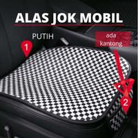 Cover Jok Kursi Mobil Bahan Kulit Alas Duduk -ALAS JOK MOBIL CATUR