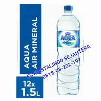 Aqua 1500 ml / 1500 ml / 1.5 L / 1.5L Air Mineral