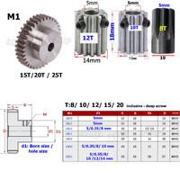 Spur Gear M1 10~20T