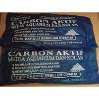 Carbon Aktif Aquarium Karbon Aktif Filter Air Aquarium Arang & Zeolite