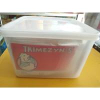 TRIMEZYN serbuk 50 gram obat hewan box isi 10