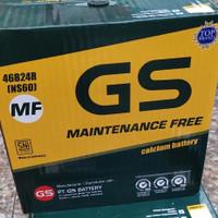 Aki Mobil Avanza, Xenia NS 60 (46B24R) GS ASTRA ORI Calcium Battery