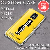 Softcase Anticrack High Grade Redmi Note 9 Pro Simpsons Supreme