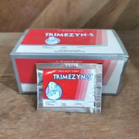TRIMEZYN-S SERBUK 5 GRAM HARGA PER 40 SACHET (ANTIBIOTIK AYAM)