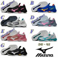 Sepatu Volly Mizuno Wave Momentum Wanita Sepatu Voli Cewek.