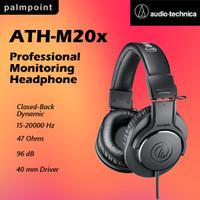 Audio Technica ATH M20x Professional Studio Monitor Headphones