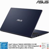 Asus E410MA-BV456FHD/N4020/4GB/512GB/14/WIN 10+OHS 2019