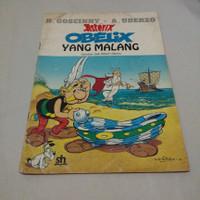 Komik asterix obelix yang malang