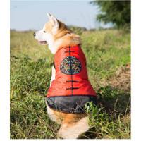 Baju Sincia Anjing Medium dan Besar type J / Baju Imlek Hewan Type J