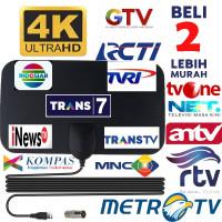 ANTENA TV DIGITAL Super Jernih Cocok Untuk Pedesaan BERGARANSI 100%