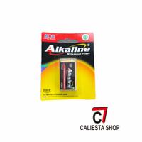 Baterai ABC Alkaline 9 volt