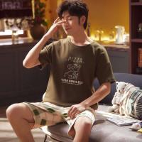 Baju Tidur pria Celana Pendek Piyama pria / baju santai
